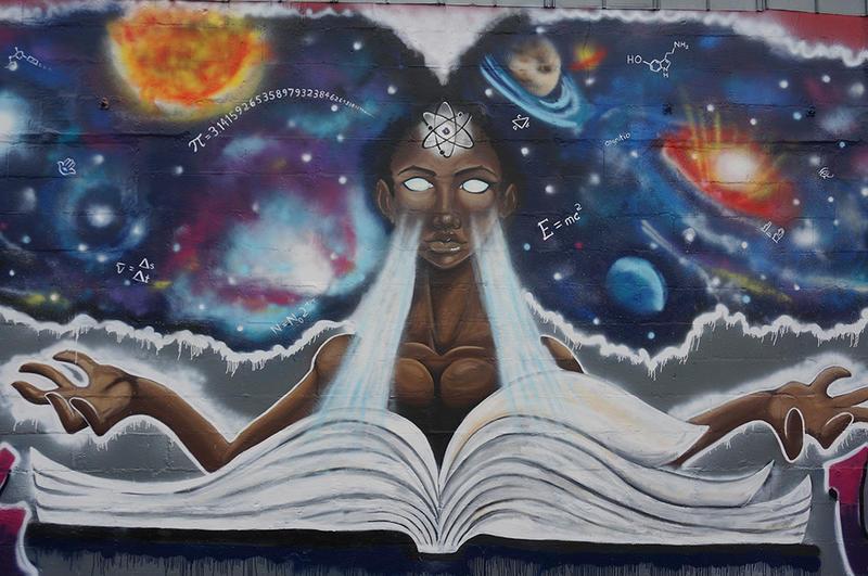 Mural by Elisheba Israel