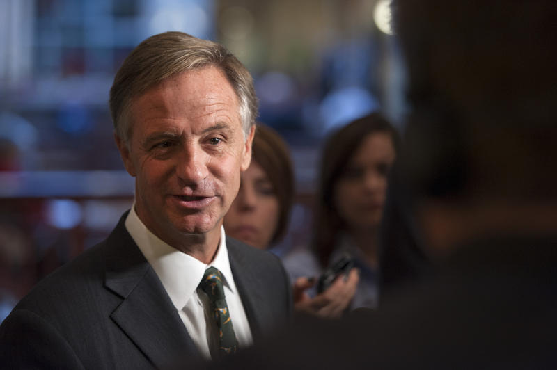 Gov. Bill Haslam says the White House and Congress seem eager to get input from governors on health care.