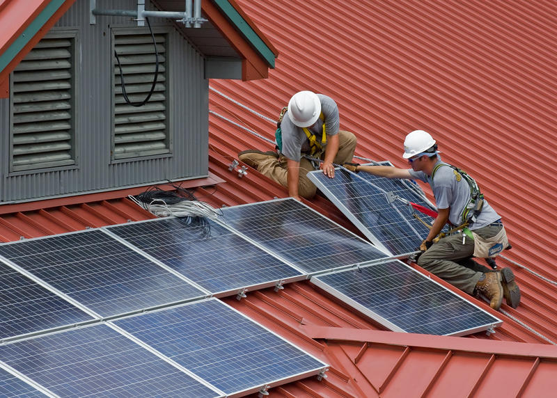 TVA runs a program called Green Power Providers that allows homeowners and businesses to install small-scale solar arrays and sell the power to the utility.