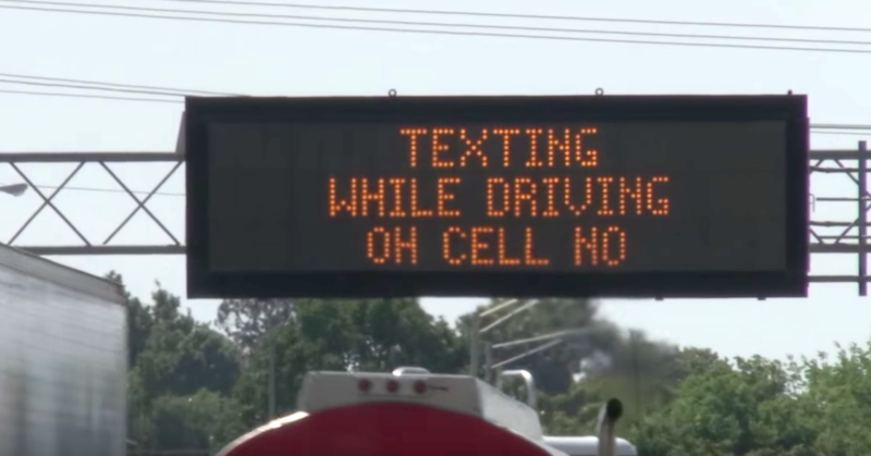 TDOT sign contest