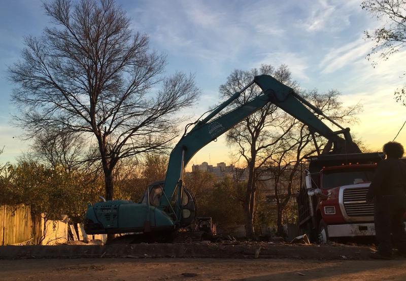 Nashville home demolition affordable housing