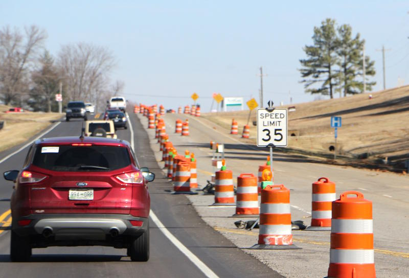 U.S. 431 Springfield Tennessee road widen