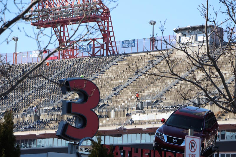 Nissan Stadium Is Getting A Seating Upgrade And The Old Seats Will Be Sold For Scrap