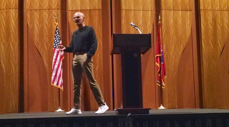 Political consultant James Carville says Democrats have an opportunity to make gains nationwide by running against Donald Trump.