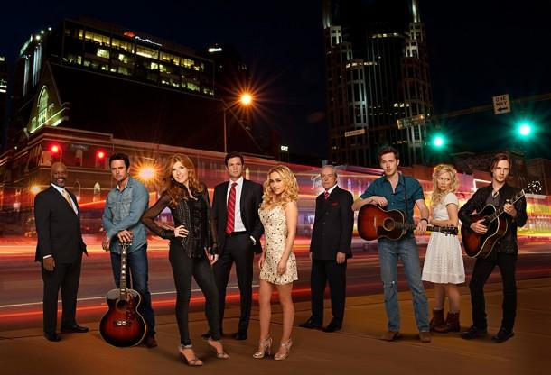 """""""Nashville"""" is not being renewed for a fifth season by ABC."""