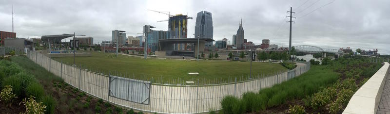 Nashville skyline changes