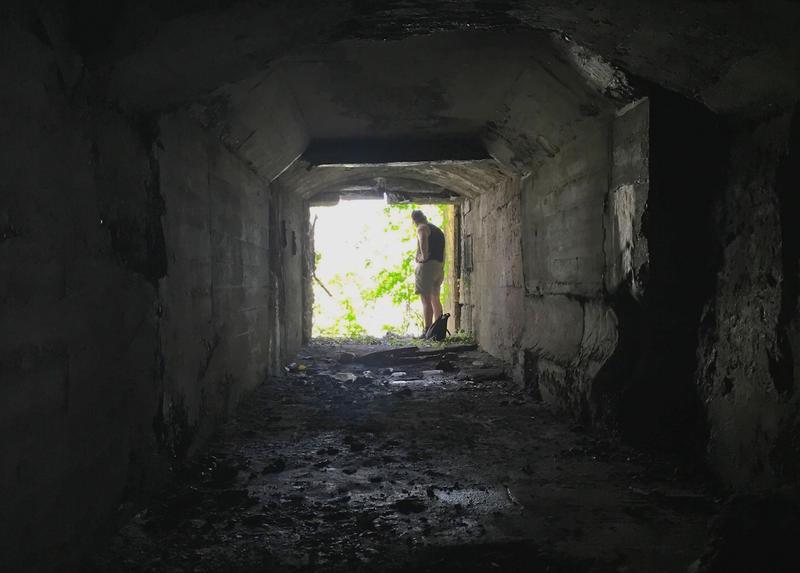 Nashville tunnel Cumberland River