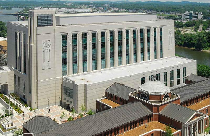 Nashville courthouse