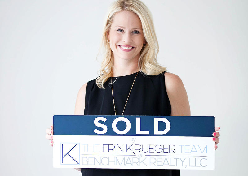 Erin Krueger is the top realtor in Tennessee.