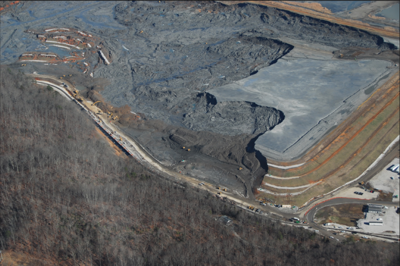 In December of 2008, one of TVA's largest ash ponds collapsed, sending the ash slurry into the nearby Clinch River, resulting in a billion dollar cleanup.