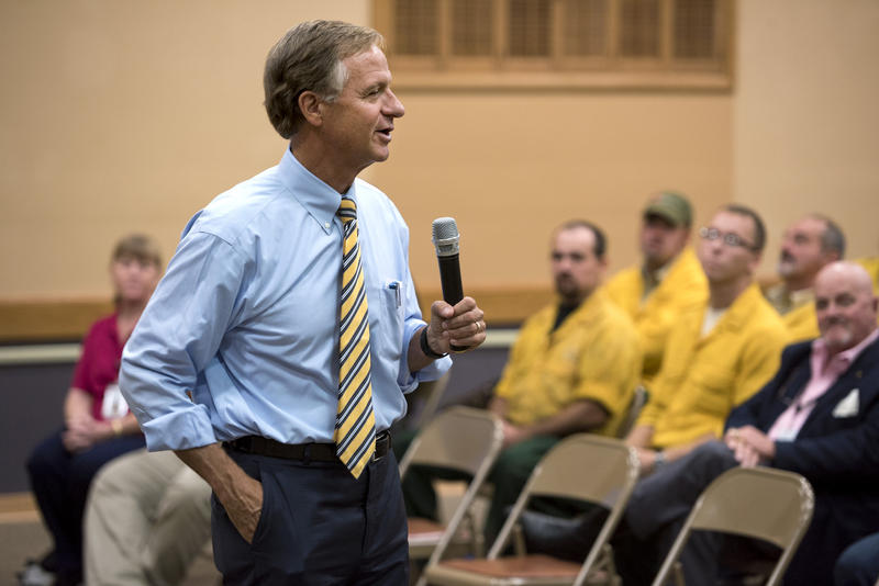 Gov. Bill Haslam says he'll call a special session to save highway funding if absolutely necessary.