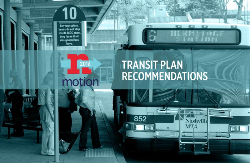 nMotion Nashville transit