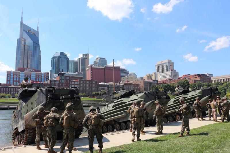 Marine Week Nashville photo