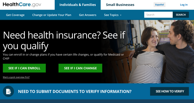 Open enrollment for signing up for health insurance next year begins Nov. 1, both for people buying insurance on Healthcare.gov and independently.