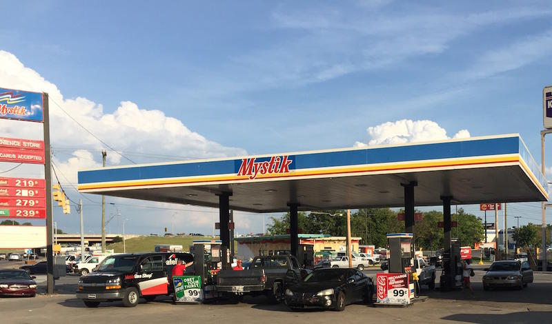 Analysts predict that Nashville gas stations won't be hit as hard by the pipeline closure as those in other parts of the Southeast.