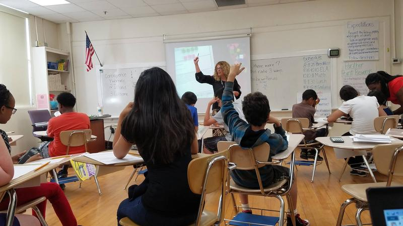 Teach for America has placed corps members in Nashville since 2009, but there are now several alternative certification programs in town, including the New Teacher Project.