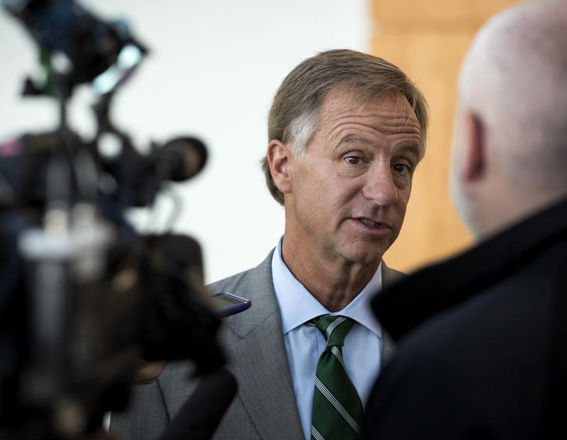 Gov. Bill Haslam says Republican differences over Donald Trump will eventually be forgotten.