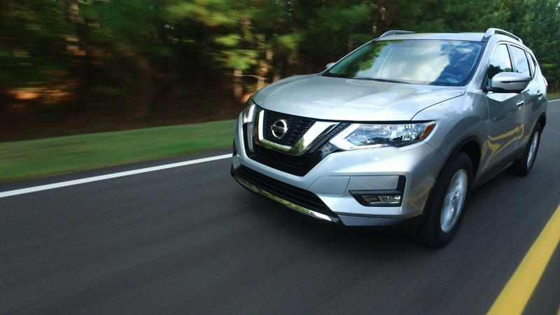 Nissan's sales of trucks, SUV's and crossovers surged by 20 percent last month. Among its best sellers were the Smyrna-built Rogue SUV crossover.