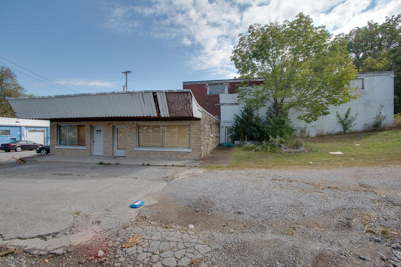 Starday-King Sound Studios used to be one of the busiest studios in Nashville, recording stars like Dottie West and a young Jimi Hendrix and James Brown. It's now on the list of endangered buildings.