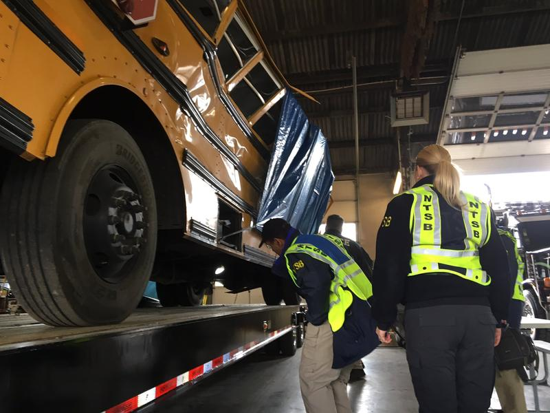 The National Transportation Safety Board plans to be on the ground investigating in Chattanooga for more than a week. But a final report could take up to a year.
