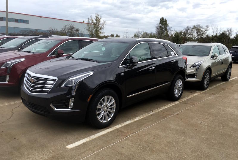 GM Spring Hill primarily makes the Cadillac XT5, which has become the brand's best-seller.