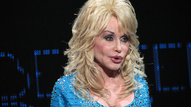 Dolly Parton is the fourth person to win the Willie Nelson Lifetime Achievement Award and the first woman.