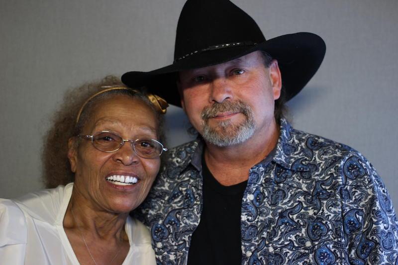 Mississippi Millie McLaine and Don Swartz Jr.
