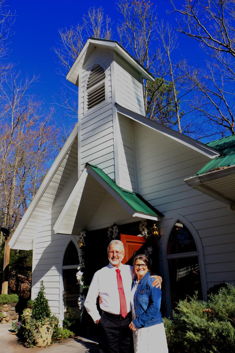Lil Wedding Chapel.Gatlinburg Fire Brings Big Loss For Little Wedding Chapel