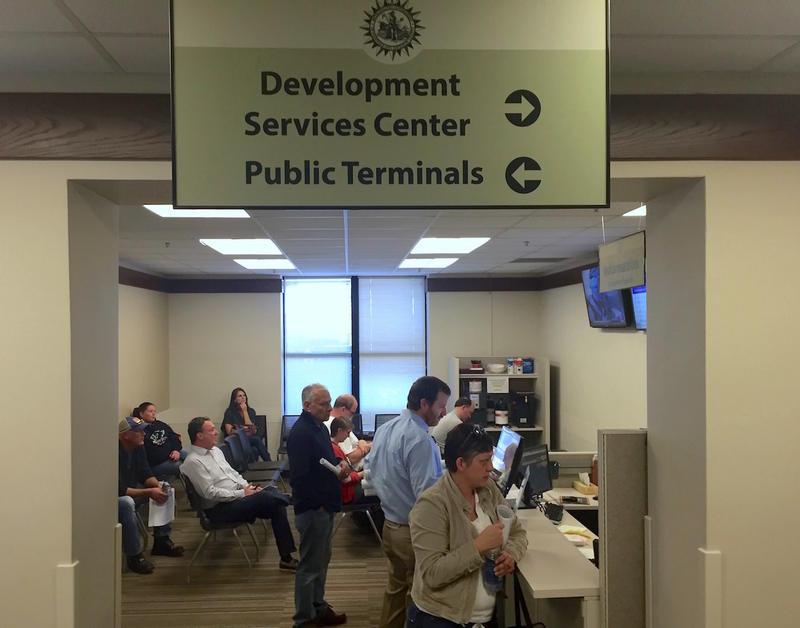 Metro Codes Nashville office
