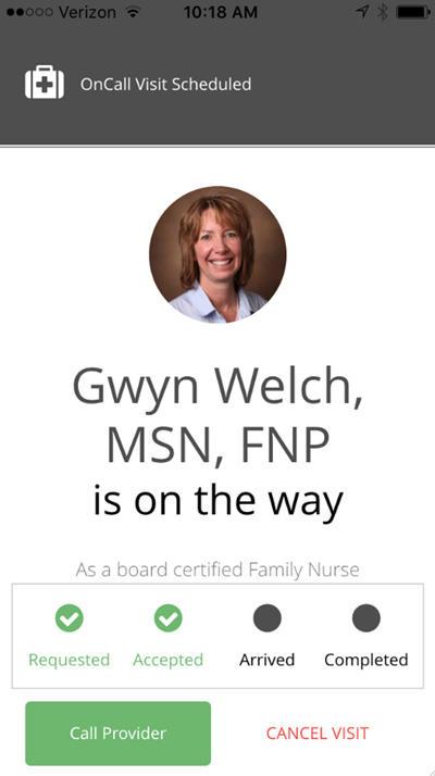 Major Nashville Hospital System Gets Into On-Demand Doctor House