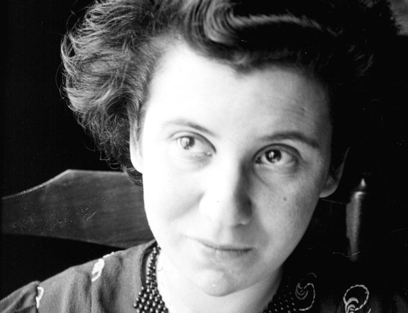 Before Etty Hillesum was forced into Nazi camps, she gave a friend her diaries and the instruction to publish them if she didn't come back alive. Her writings were finally made available to the public in 1981.