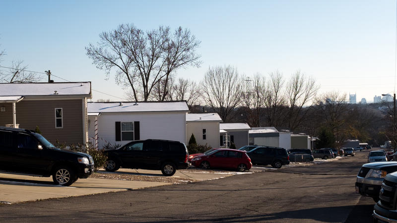 As Nashville rents rise, mobile home parks are expanding as a viable option of affordable housing stock. But with few legal protections, residents can feel powerless.