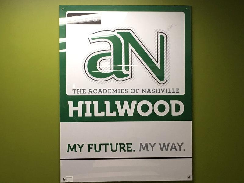 Hillwood High School has been there since 1959 and currently has 1,600 students.