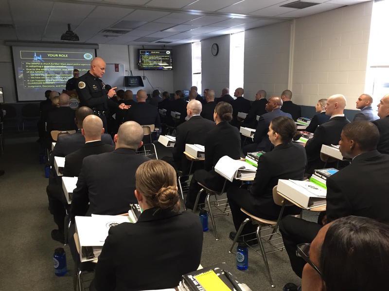 Nashville police academy