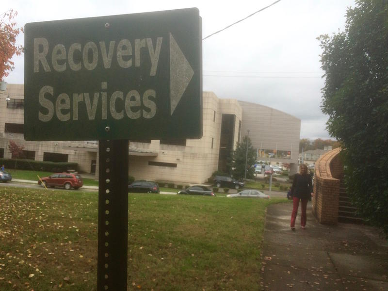 Authors of the study hope that it will increase the urgency for funding recovery services in rural communities, like this facility in Oak Ridge, Tennessee.