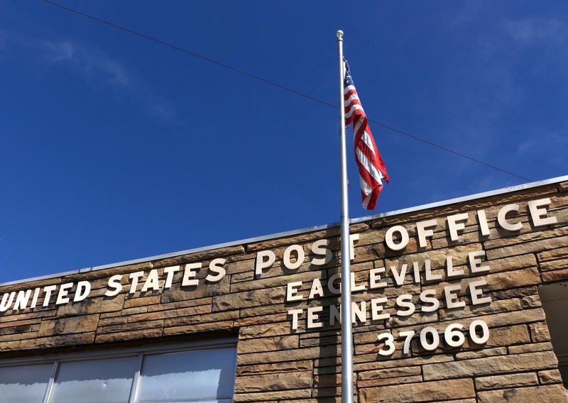 Eagleville, Tennessee, post office photo