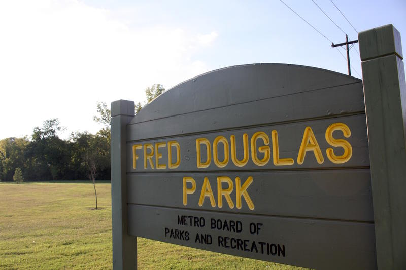 It remains unclear why Fred Douglas Park has its name. But it has become clear that the early years of its existence were controversial, with white residents opposing the creation of an African-American park.