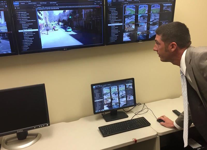 surveillance cameras Nashville