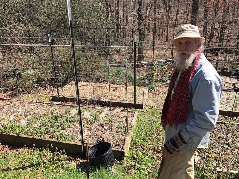 Adam Turtle, Earth Advocates Research Farm, Summertown, TN