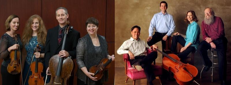 The Serafin and Blair String Quartets