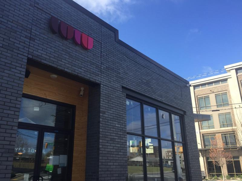 A new restaurant on Jefferson Street, called Lulu, hired a staff of 35 to prepare for its opening in mid-April.