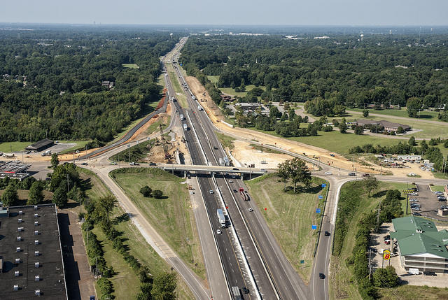 TDOT will be starting construction projects across the state following the passage of the IMPROVE Act.