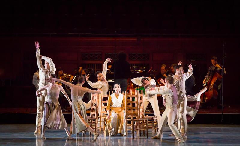 Nashville Ballet dancers perform Appalachian Spring