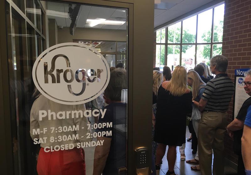 Metro Schools has also added a walk-in clinic and full-service pharmacy with a fitness center next door to its Bransford Ave. headquarters.