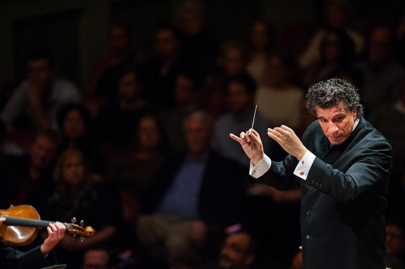 Giancarlo Guerrero has directed Nashville's orchestra since 2009.