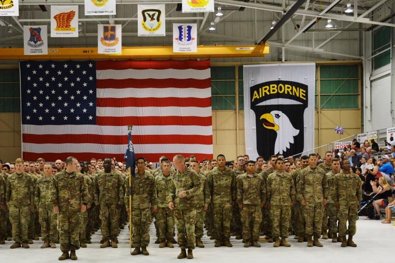 The 3rd Brigade Combat Team began returning to Afghanistan in early July. The last batch of soldiers arrived over the weekend.