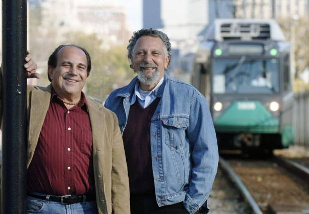 Car Talk hosts Ray and Tom Magliozzi
