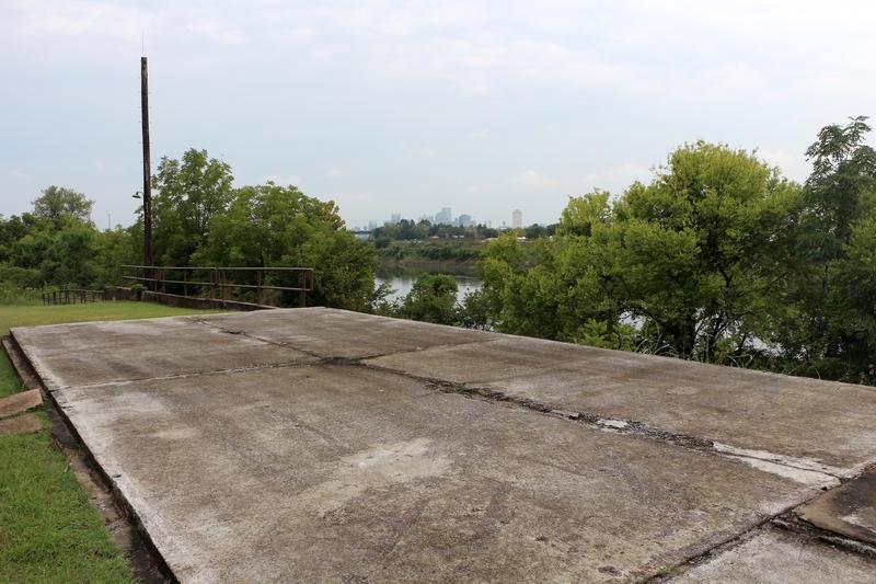 Lock One Park Nashville skyline