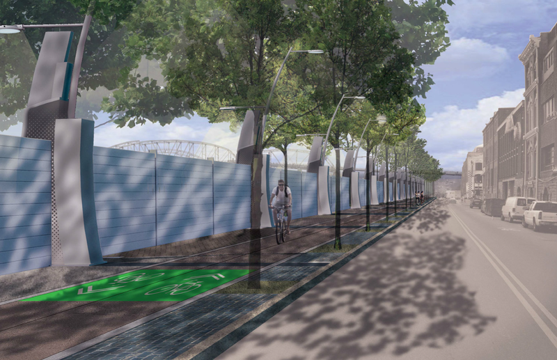 Discussion about the $100 million project will begin again in September.