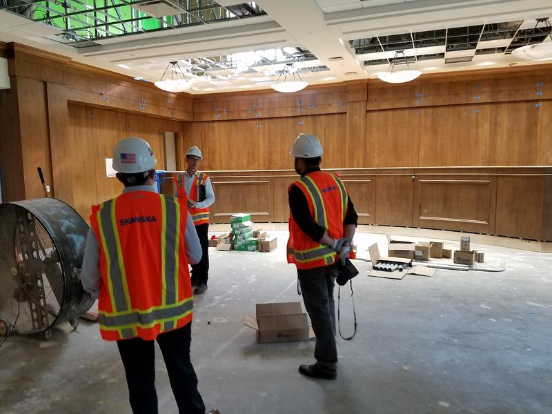 Cordell Hull will have seven committee rooms —two more than Legislative Plaza. Each will have more seating.
